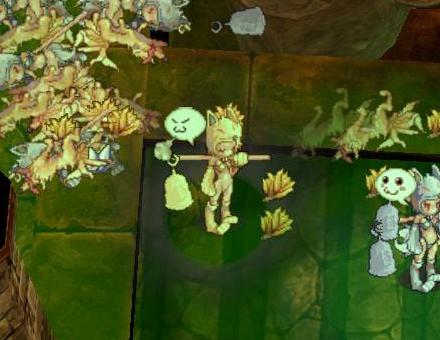 影葱パッケとスタブのみでETのボス達と遊ぶ。 10